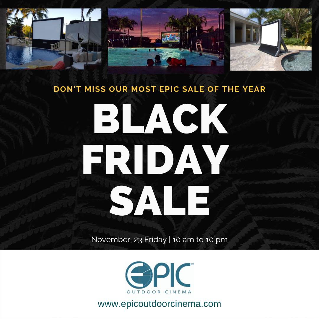 EPIC Sale of the Year!